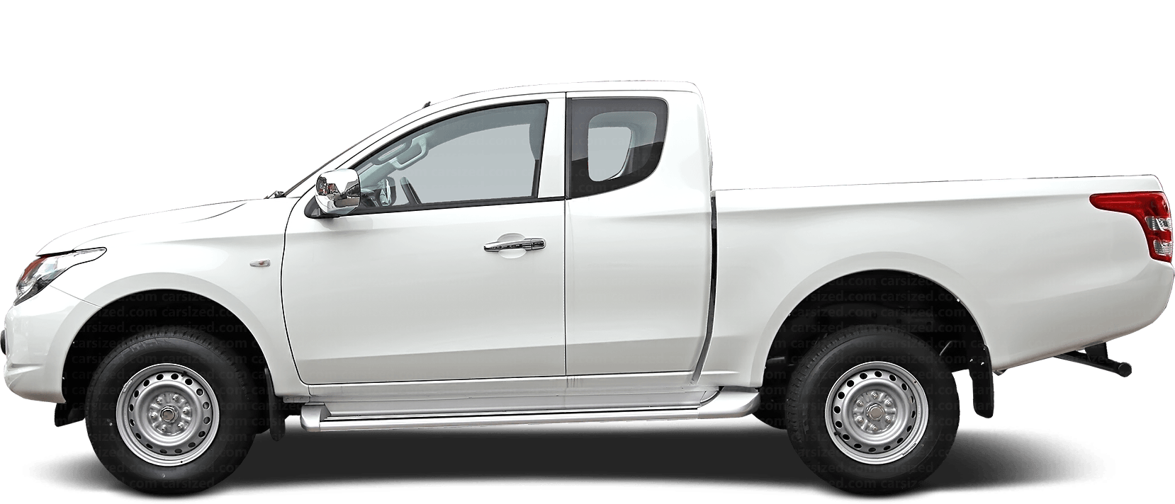 Mitsubishi L200 Pick-up 2015-present