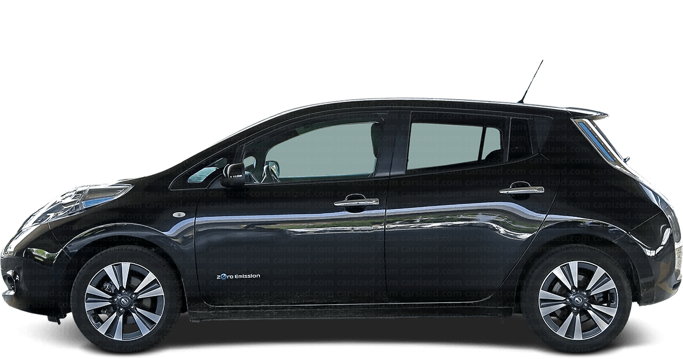 Nissan Leaf 5-door Hatchback  2010 - 2017