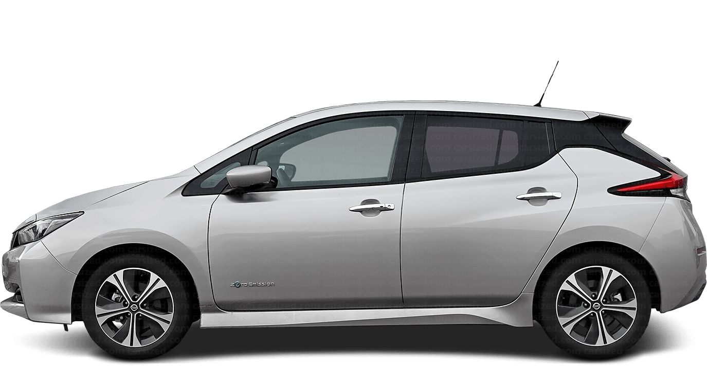 Nissan Leaf 5-door Hatchback  2017 - present