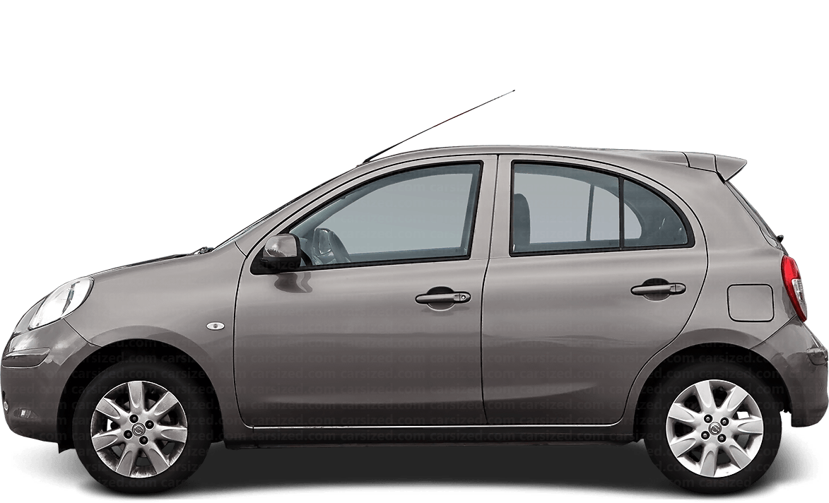 Nissan Micra 5-door Hatchback  2010 - 2017
