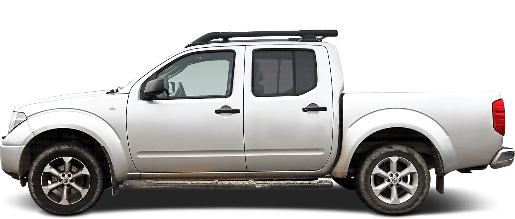 Nissan Navara Pick-up 2004-2014