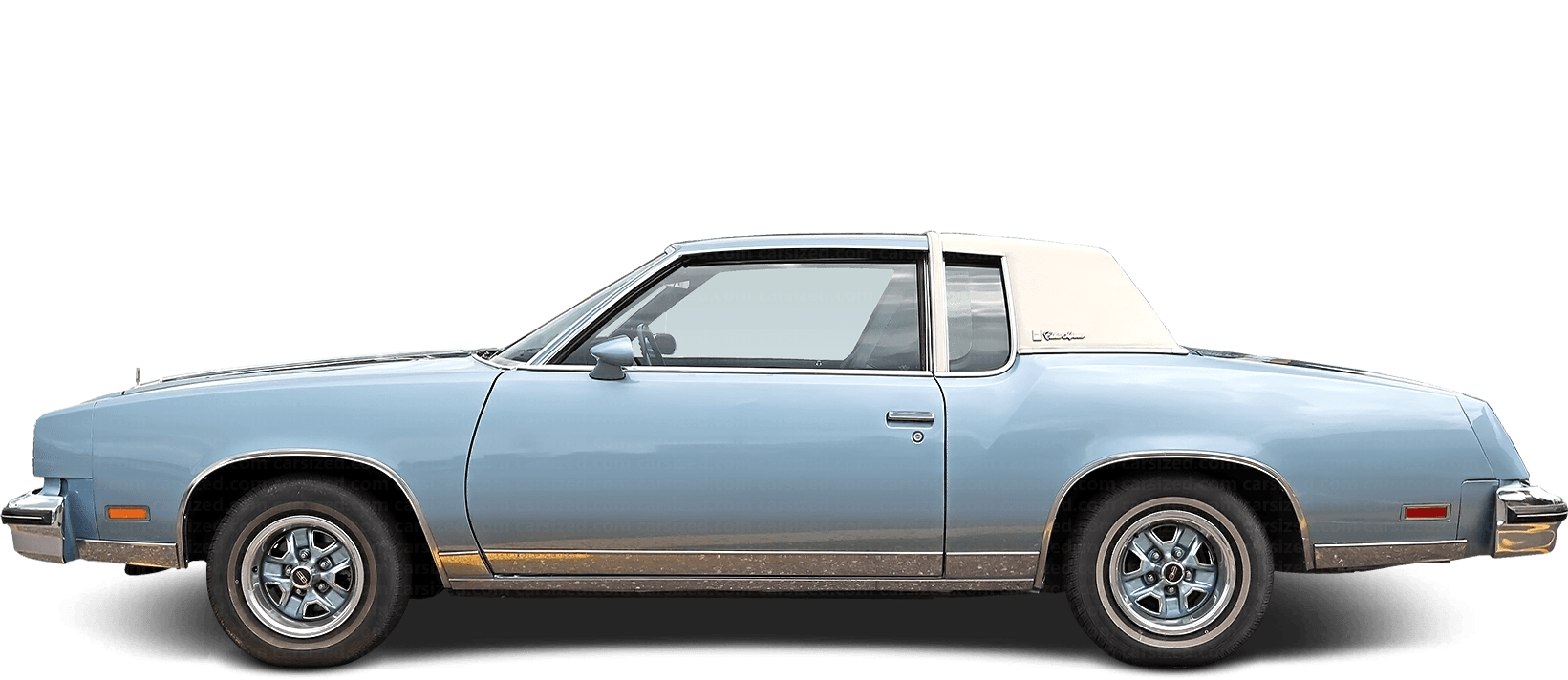 Oldsmobile Cutlass Supreme coupé 1977-1988