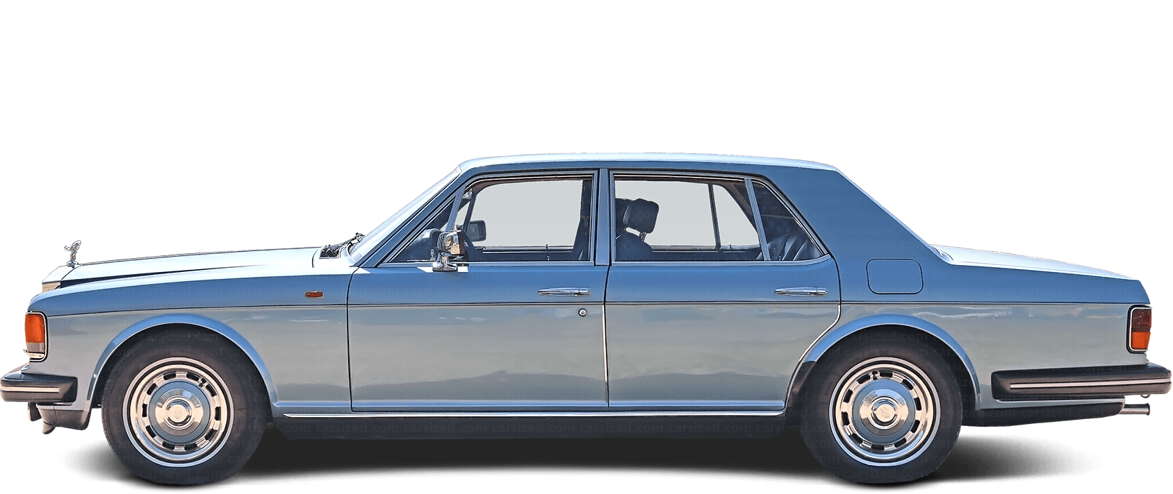 Rolls-Royce Silver Spirit Sedan 1980-1989