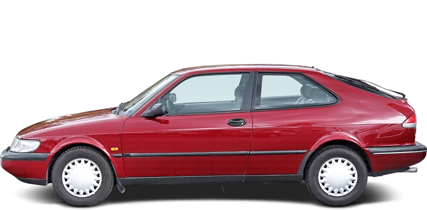 Saab 9-3 3-door Hatchback  1998 - 2002
