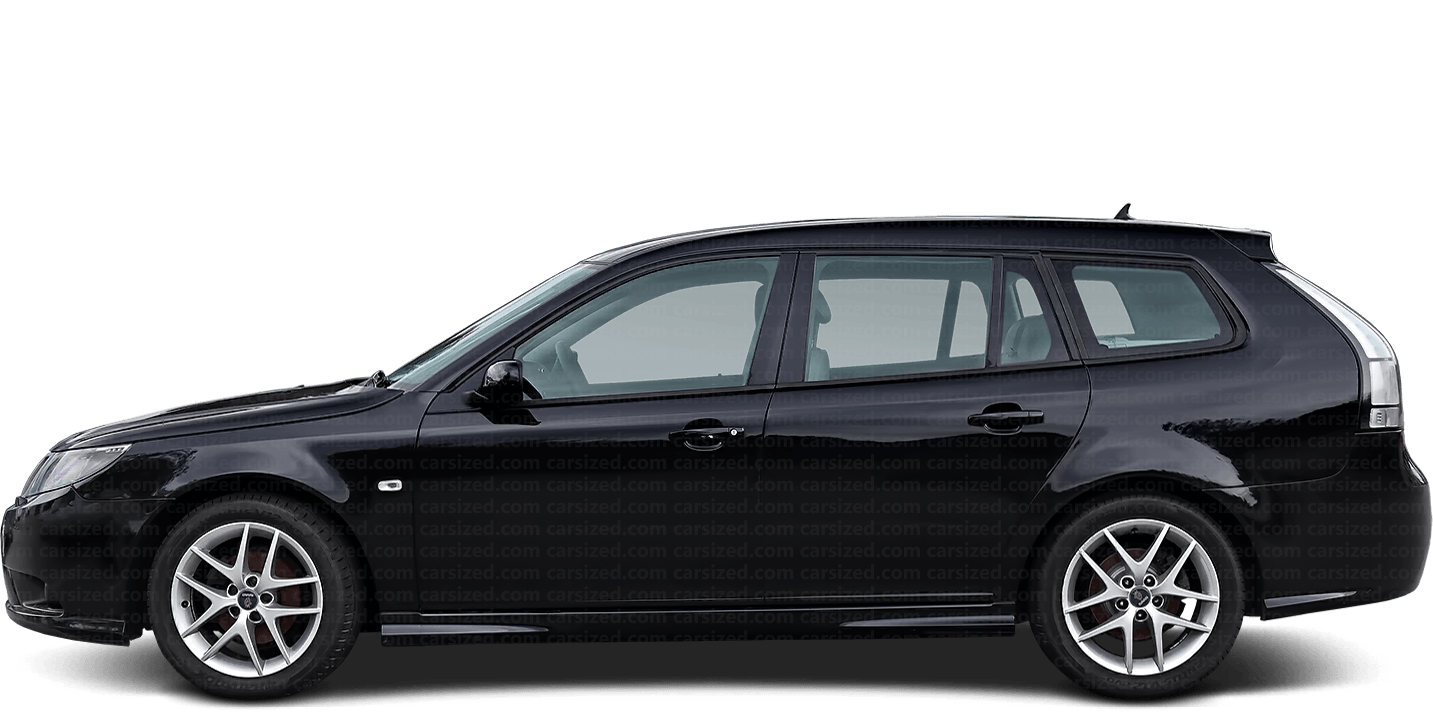 Saab 9-3 Estate 2002-2012