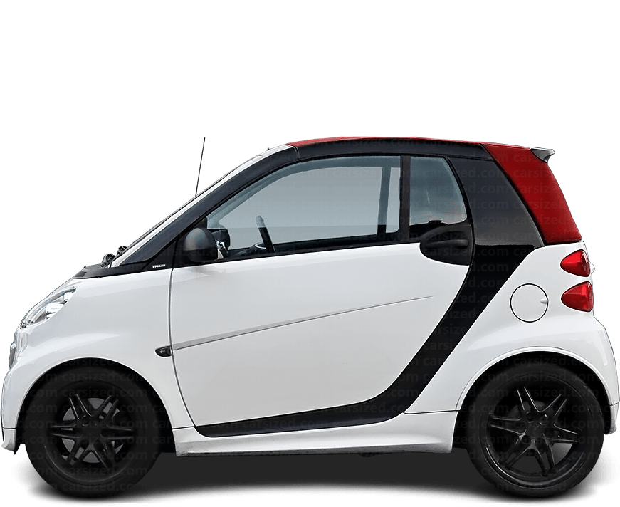 Smart ForTwo Cabriolet 2007-2010
