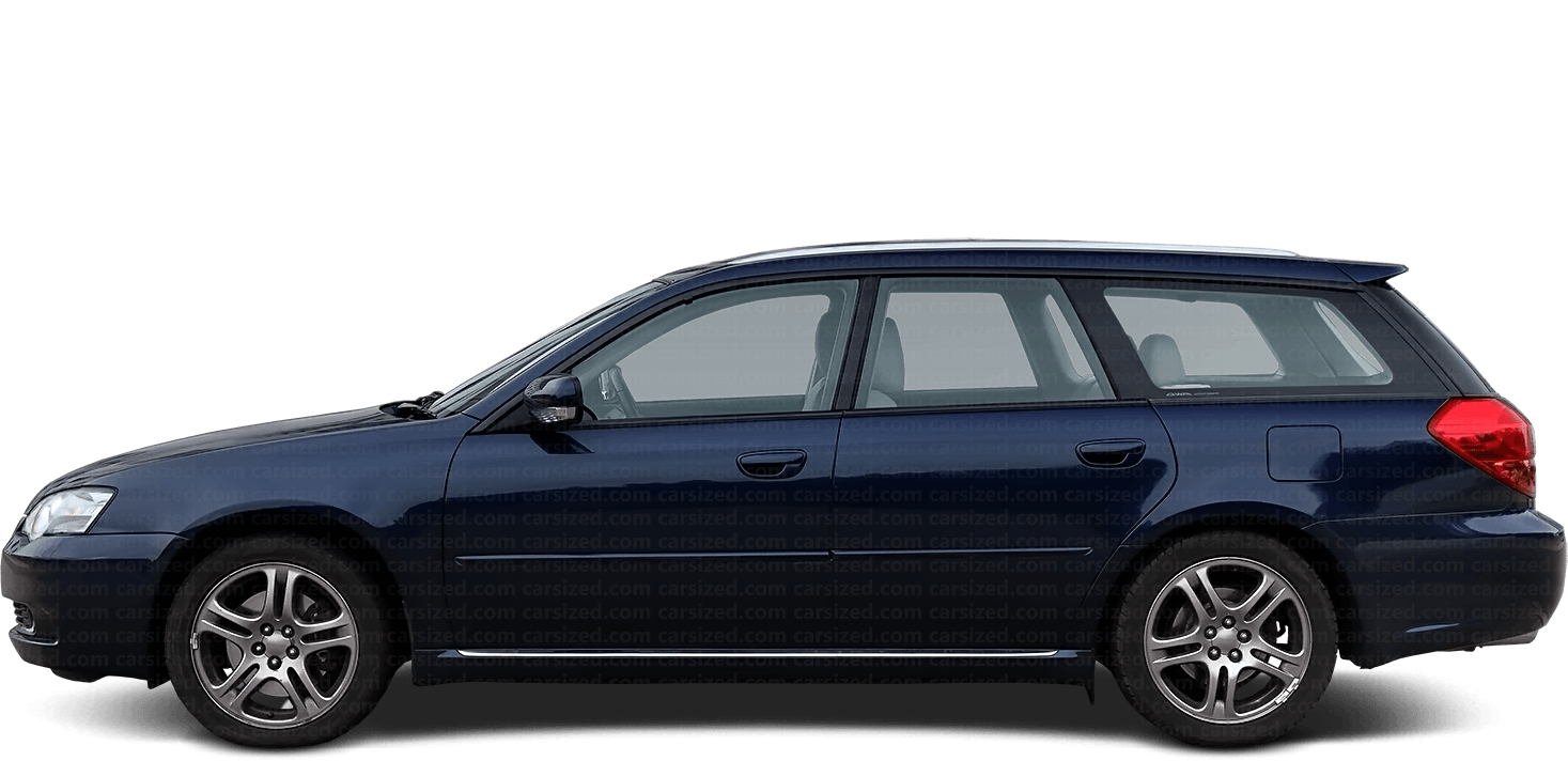 Subaru Legacy Estate 2003-2006