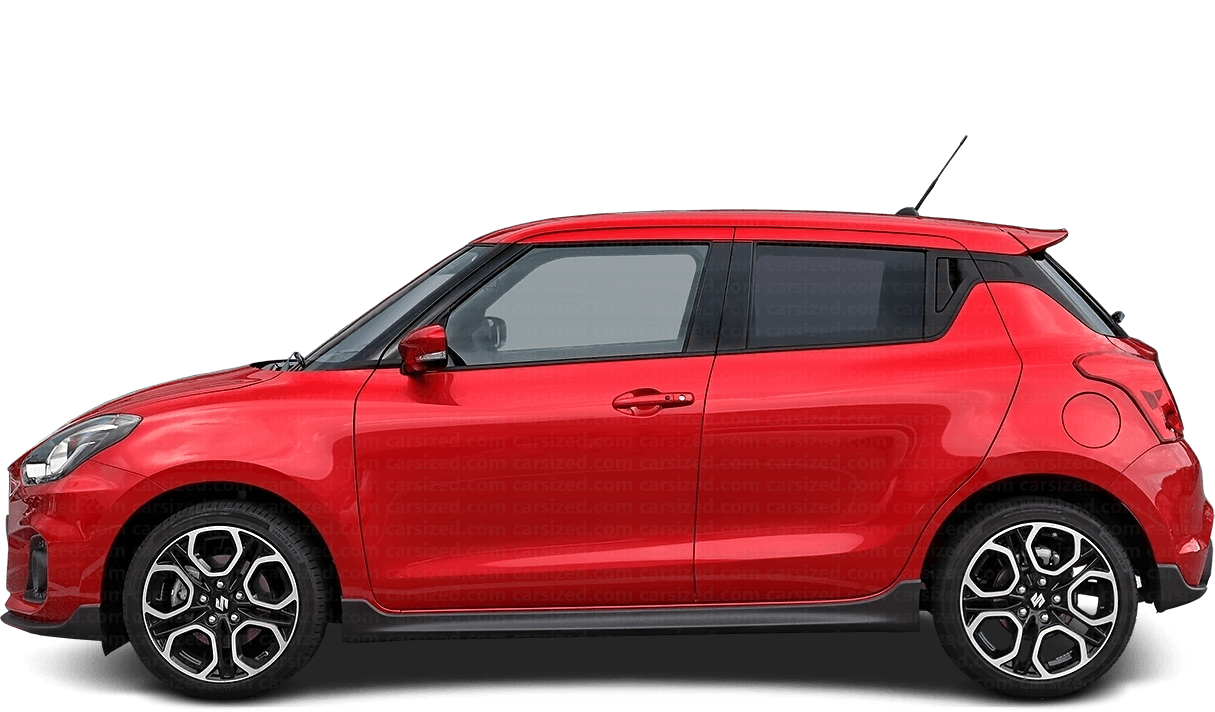 Suzuki Swift Hatchback 2017-present