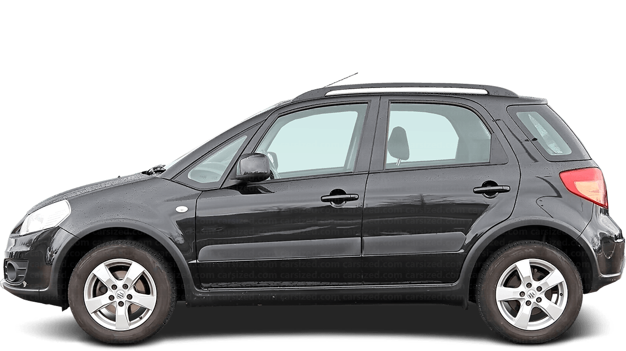 Suzuki SX4 5-door Hatchback  2006 - 2014