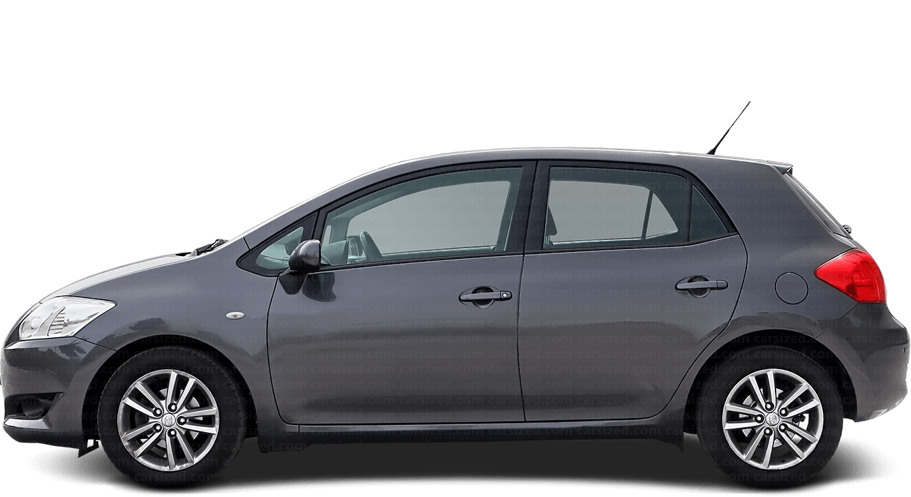 Toyota Auris Hatchback 2006-2012