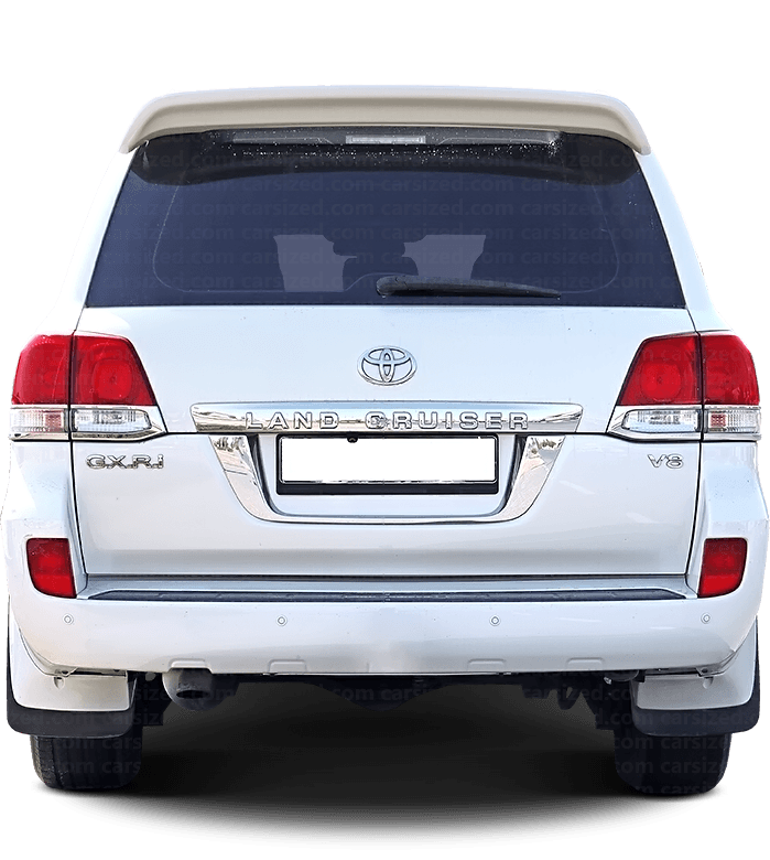 Toyota Land Cruiser SUV 2007-2012