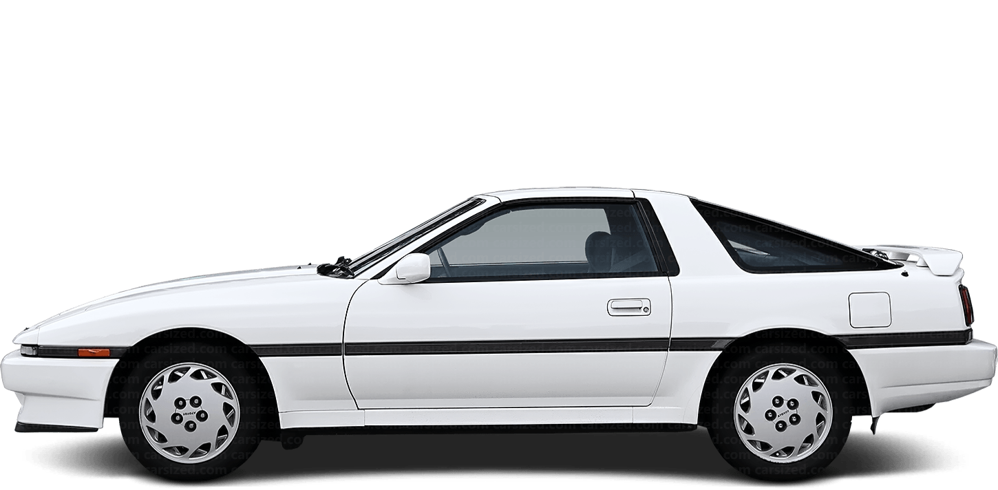 Toyota Supra 2-door Liftback 3.0L 1986 - 1993