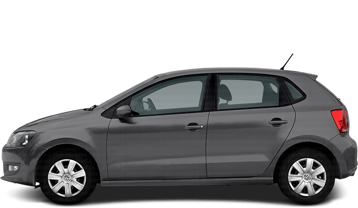 Volkswagen Polo Hatchback 2009-2014