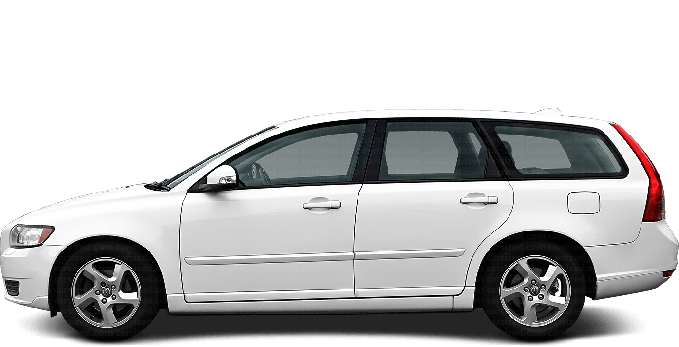 Volvo V50 Estate  2007 - 2012