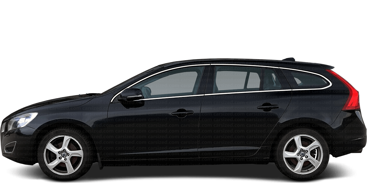 Volvo V60 Estate 2010-2018