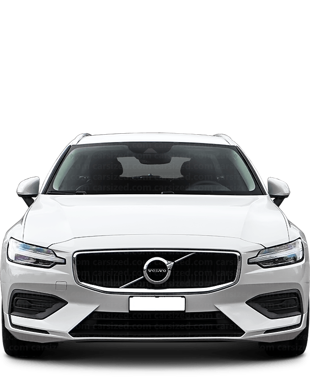 Volvo V60 Estate 2018-present Front View