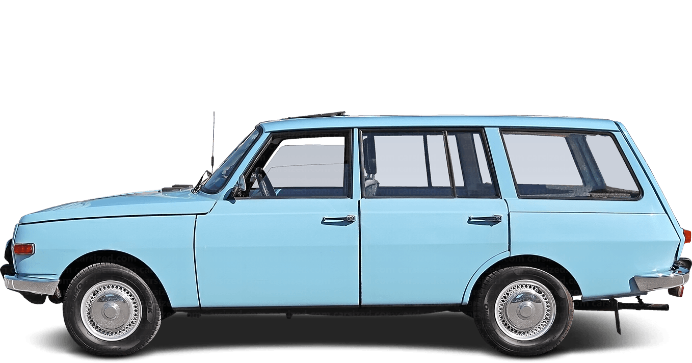 Wartburg 353 Estate 1966-1989